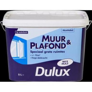 Dulux Mur&plafond 5l mat