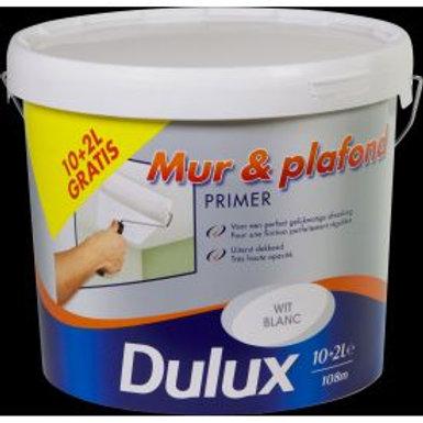 Dulux Primer Mur&plafond 10l+2l gratuit