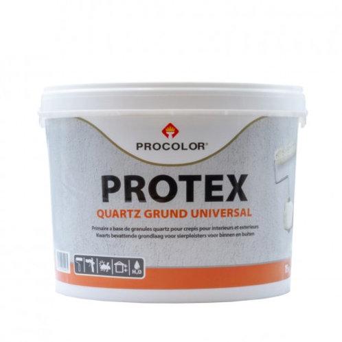 Crepi Primer Protex Quartz Grung