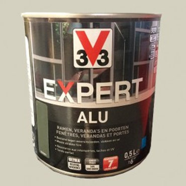 Peinture V33 Expert Alu Noir