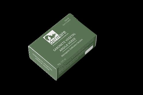 Sabonete Vegetal Argila Verde
