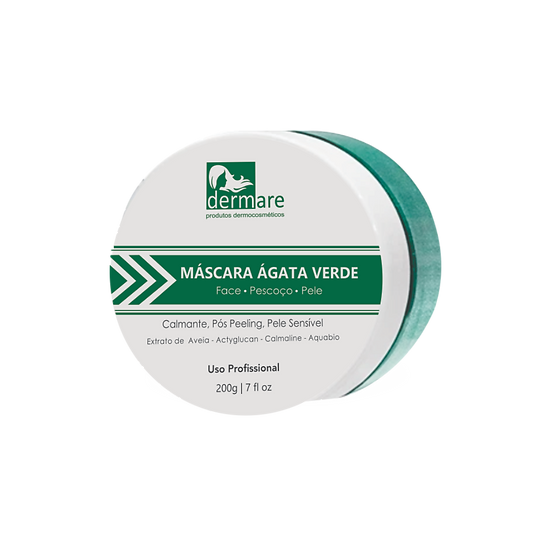 Máscara Ágata Verde