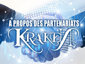 A propos des partenariats Kraken Addiction