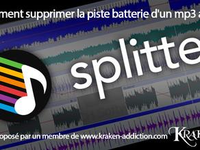 Supprimer la batterie d'un mp3 par : Yan Eycko Plop (membre de Kraken Addiction).