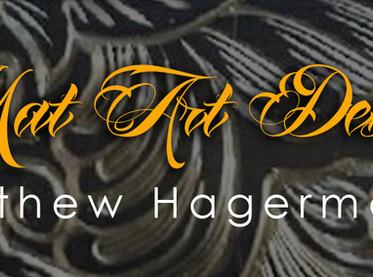 vap'zoom sur : MATHEW HAGERMANN (gravures à la main)