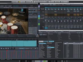 Avis : Superior Drummer 3 X Carte son Focusrite, par : Louis, membre du groupe FB Kraken Addiction