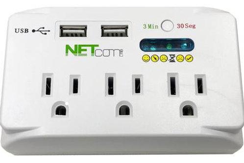 Netcom Lab Surge Protector