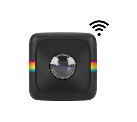 79dd41376e Polaroid Cube+ Live Streaming Wi-Fi Action Camera