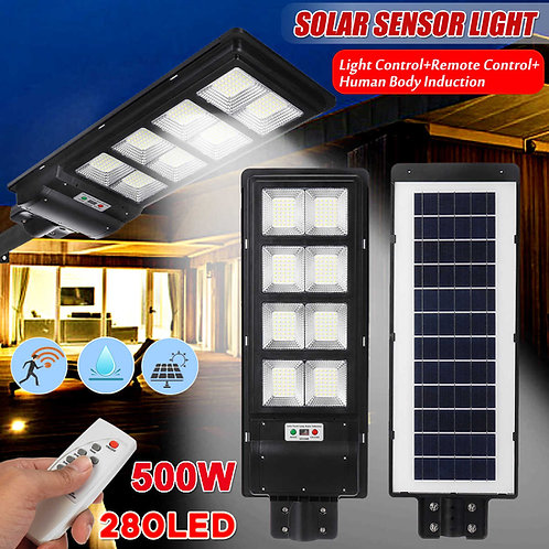 150Watts SOLAR STREET LIGHT