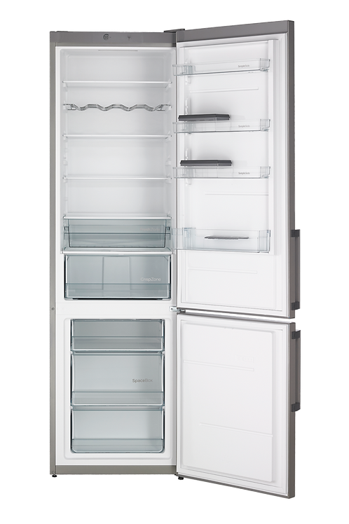 12.5 cu ft Solar Refrigerator ESCR355GE (Stainless Steel)