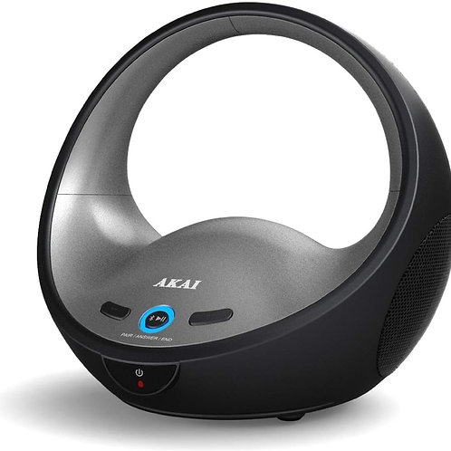 Akai Portable Bluetooth Speaker with Speakerphone