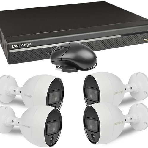 Lechange  HD Security System