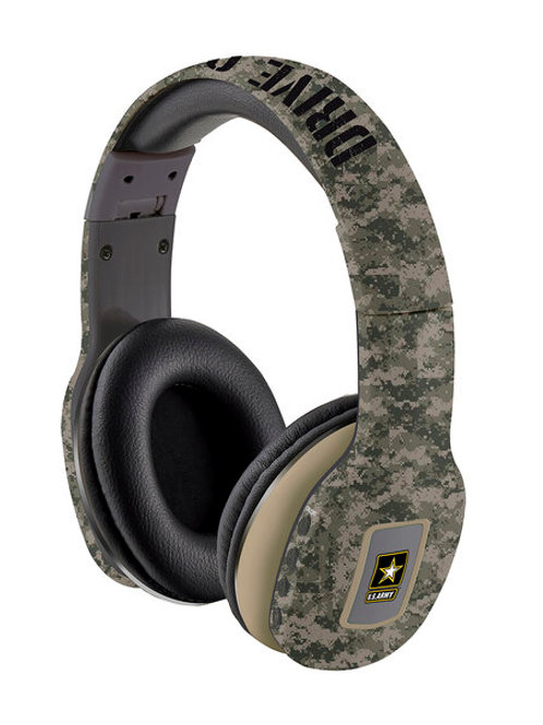 U.S Army 2-in-1 Wireless headphones