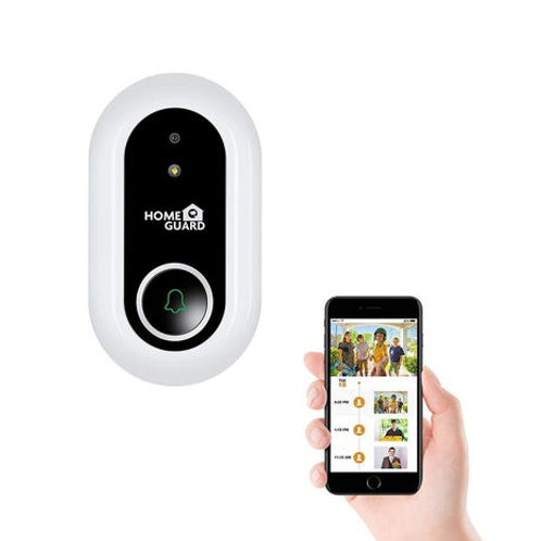 Guardian EYE Wifi Smart Doorbell Camera