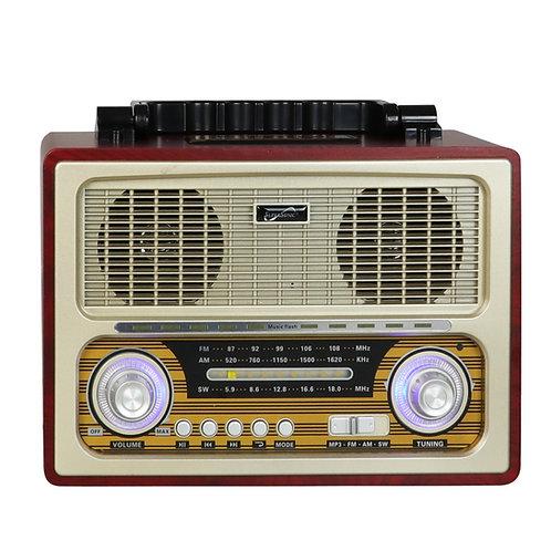 SuperSonic Vintage Retro Multi-function BT speaker