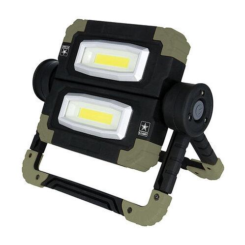 U.S Army Dual LED Wireless Work Light