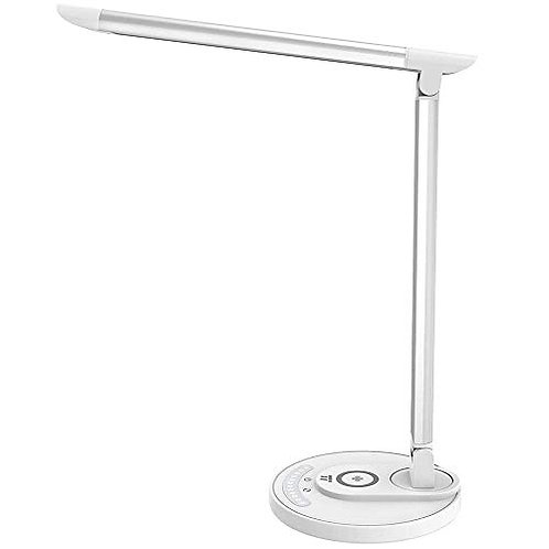TaoTronics LED Desk Lamp with wireless charger
