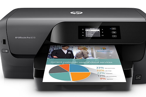 HP Office Jet 8210