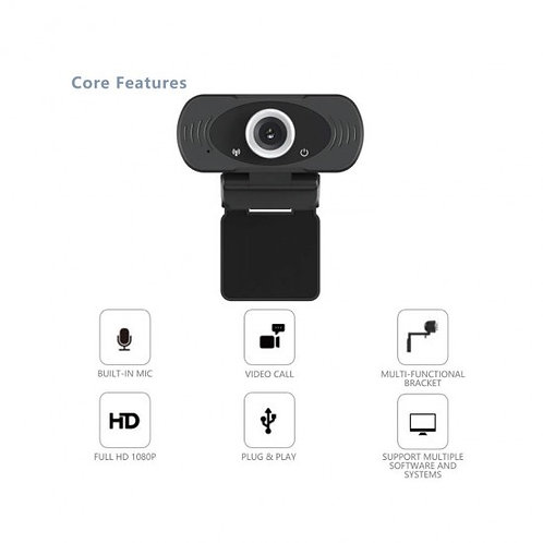 Mii Xiaomi Web cam HD with mic