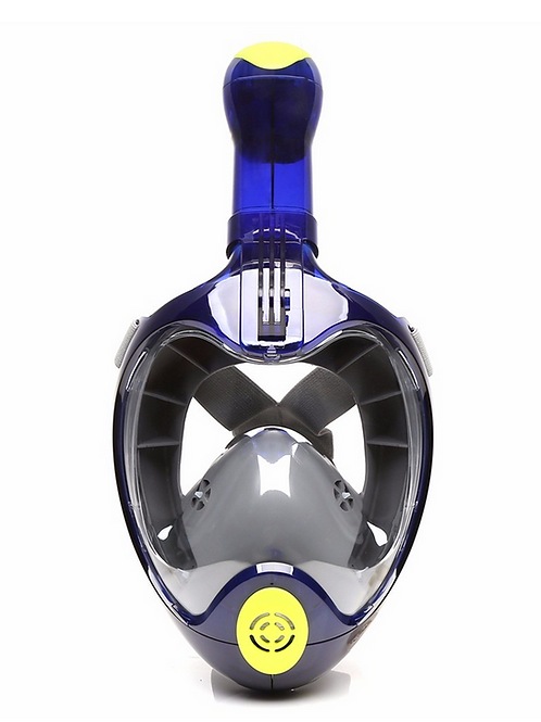 H2O Ninja 180° View Full Face Snorkel Mask GoPro Edition