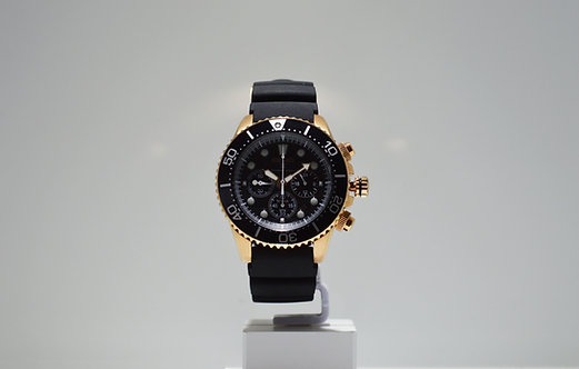 Seiko Solar Prospex Chronograph Divers Watch