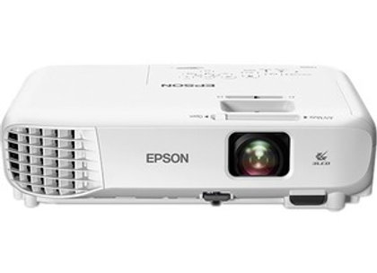 Proyector LCD Epson PowerLite 760HD - Frontal - 3300 lm
