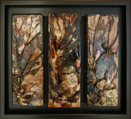 Natures organiques 14.5 X 13.5 #23 2011-