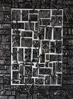Empreintes silencieuses II  48x36  #104