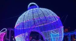 """<img src=""""holiday display.png"""" alt=""""large Christmas ball """">"""