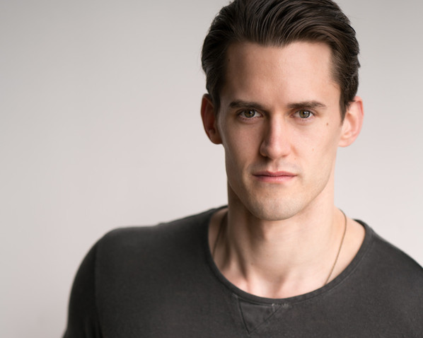 CJ Eldred, NYC based actor