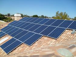 Instalacion de Paneles Solares en Techo