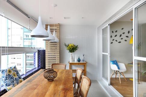 Reforma de varanda gourmet | PAGAMA arquitetura + design