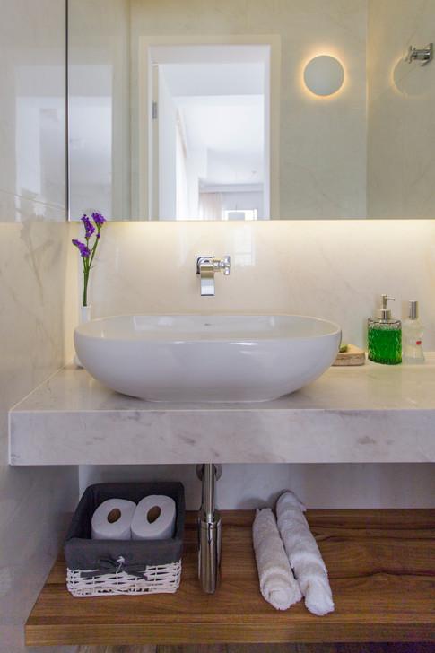 Reforma novo lavabo | PAGAMA arquitetura + design