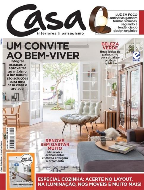 CASA interiores & paisagismo | Maio 2019