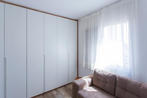 Dormitório hóspedes e escritório | PAGAMA arquitetura + design
