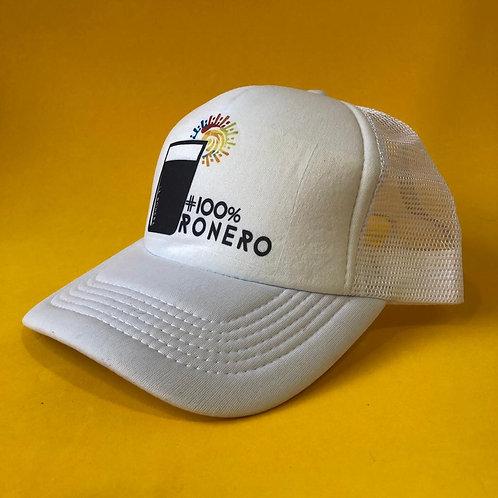 Gorra 100 % Ronero