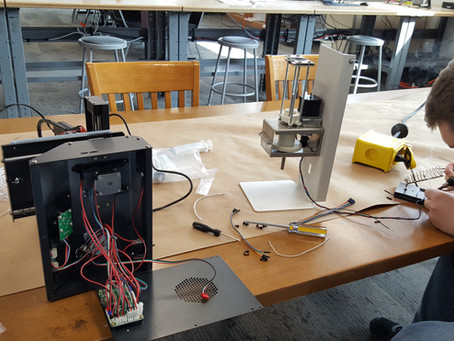 Paste Extrusion, 3D Printing
