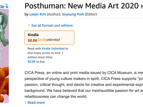 POST HUMAN: New Media Art 2020