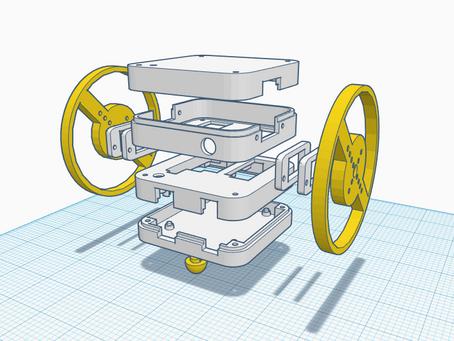 3D Printed Bluetooth Tank