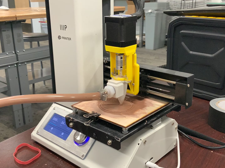 Clay Printer