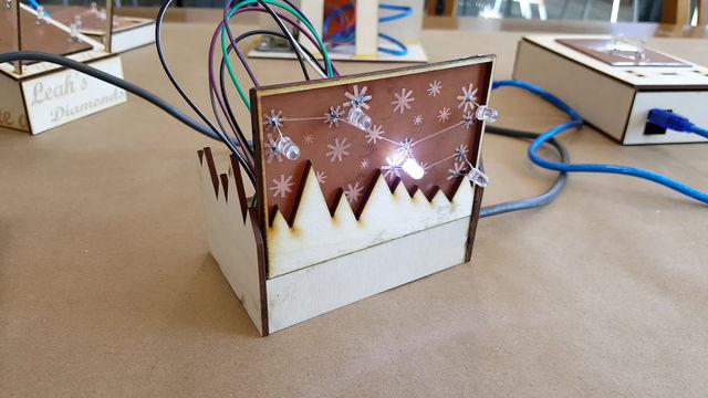 Student Example: Custom Circuit