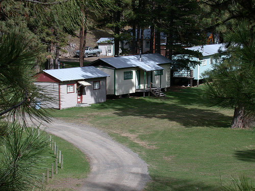 camp elkaneh cabins