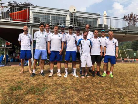 Spannender Medenspieltag am Samstag bei Blau-Schwarz