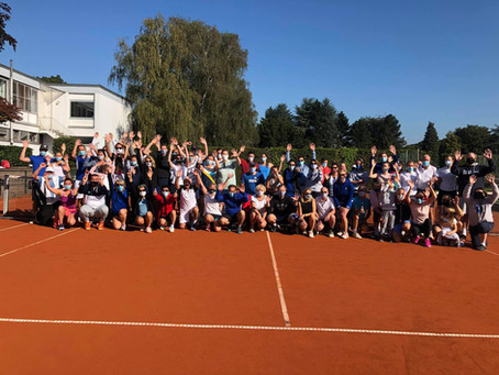 Clubmeisterschaften im Doppel Mixed 2020
