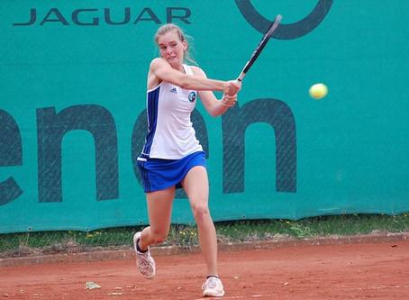 Katharina Herpertz gewinnt Finale der Tennis Niederrhein Trophy 🎾🏆