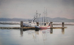 Steveston Harbour, Southern BC