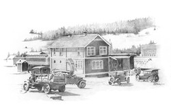 Station House In Williams Lake BC