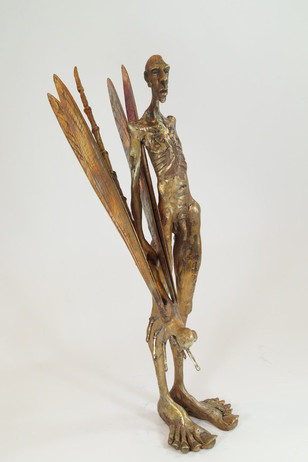 Tim_David_Trillsam_Skulptur_Jahn_Galerie