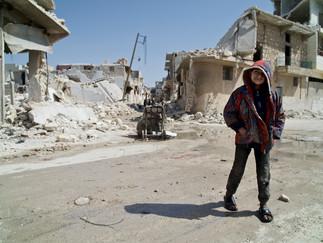 Ein Leben zwischen Zerstörung und Aufbau