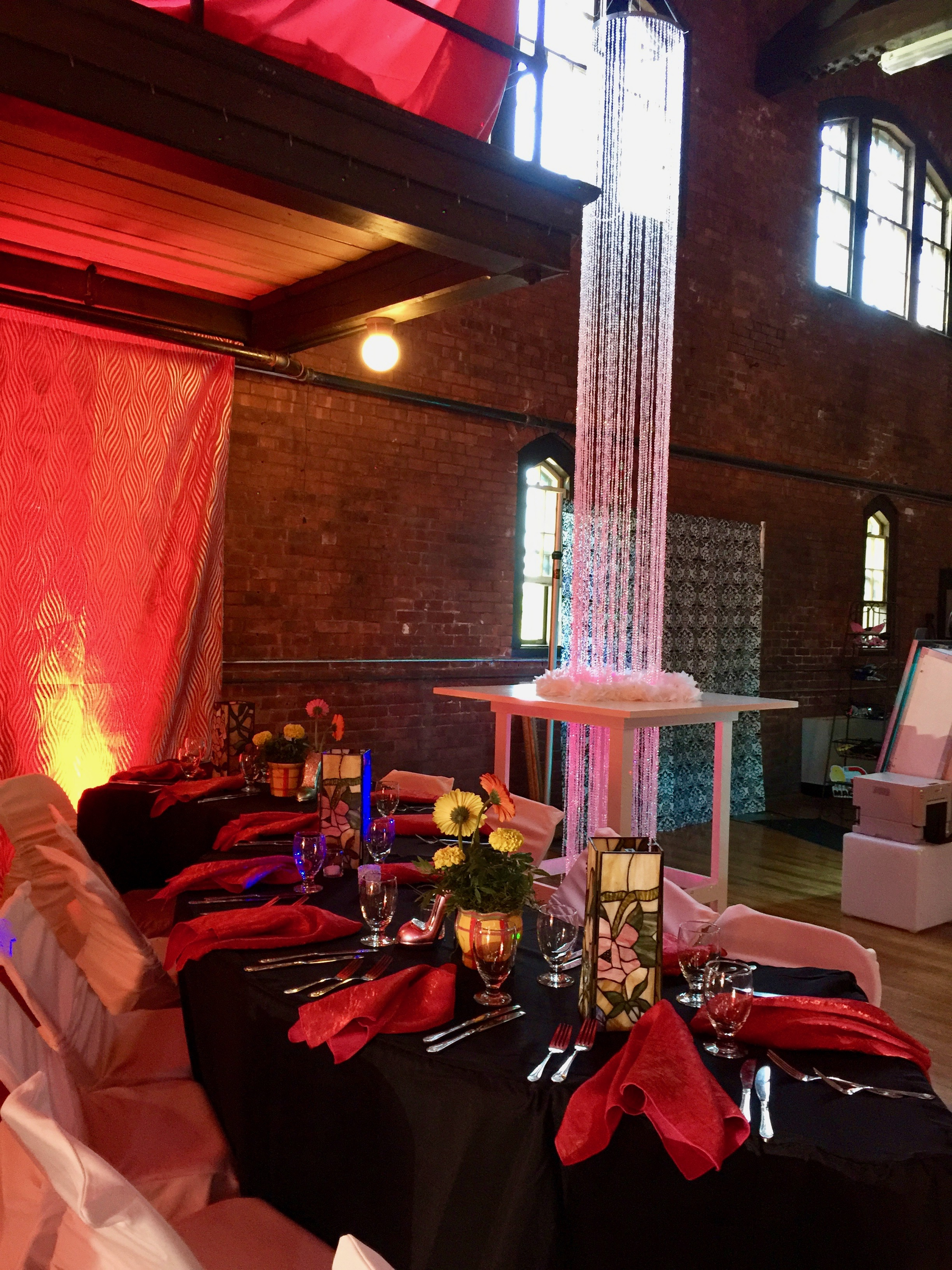 Red Queen Bat Mitzvah